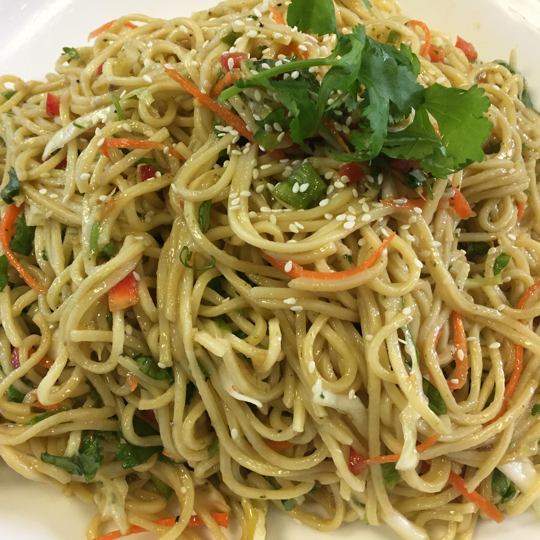 Miso Soba Noodle